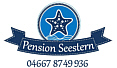 Logo pension Seestern